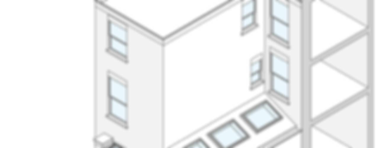 Кухни в . Автор – Bradley Van Der Straeten Architects, Рустикальный