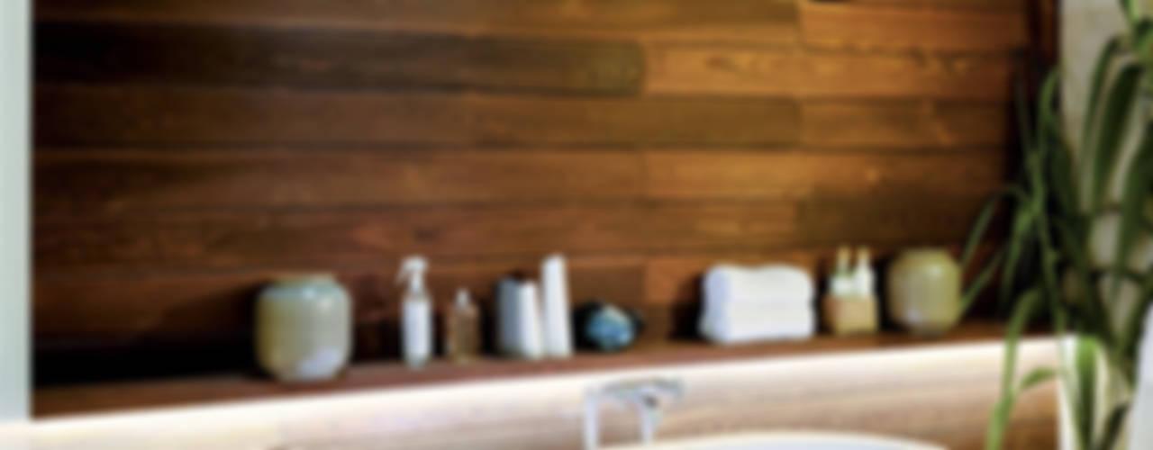 Engel & Völkers Bodrum 現代浴室設計點子、靈感&圖片 根據 Engel & Völkers Bodrum 現代風