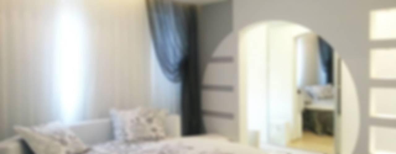 Ali Dablan Evi Modern Oturma Odası Hiba iç mimarik Modern