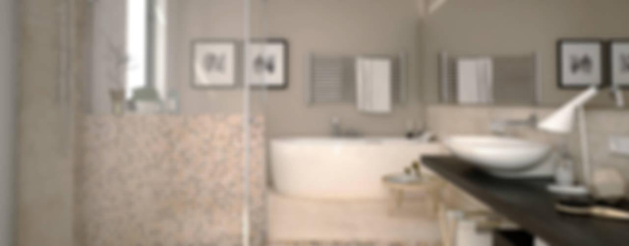 Salle de bains de style  par RenderLab