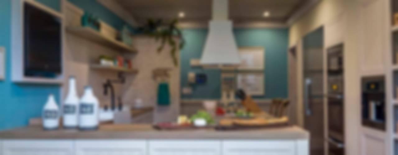Cocinas rústicas de MARIANGEL COGHLAN Rústico