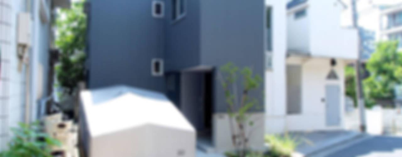 【LWH002】ファサード: 志田建築設計事務所が手掛けた家です。