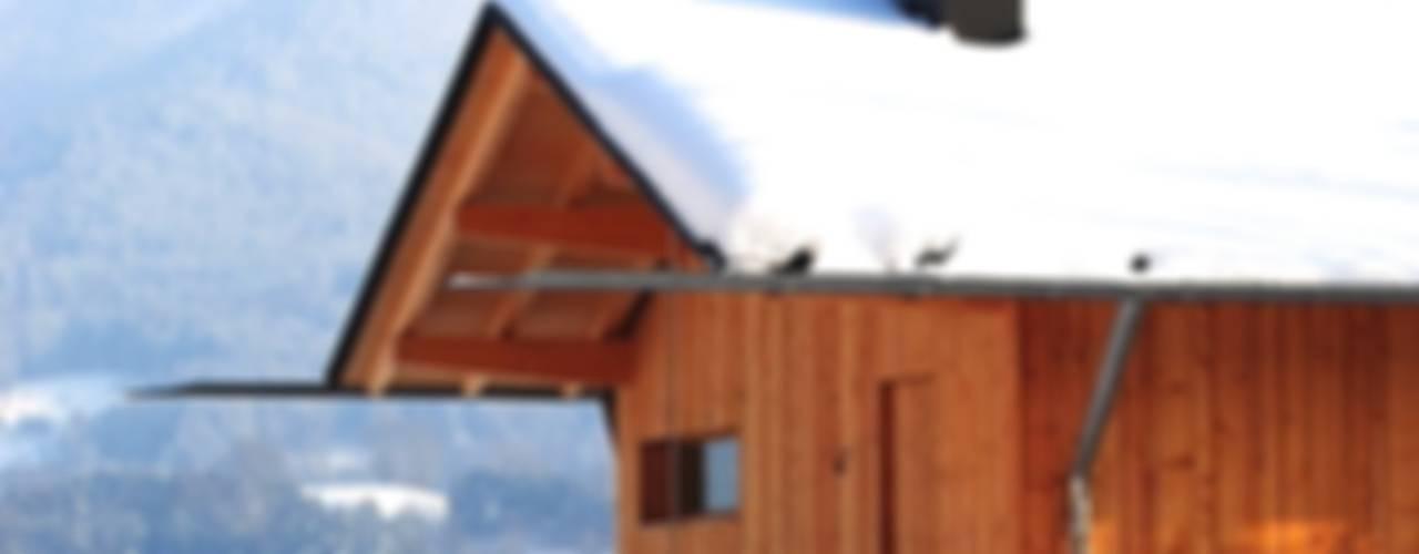 samerberg wohnhaus Moderne Häuser von krieger architekten bda Modern