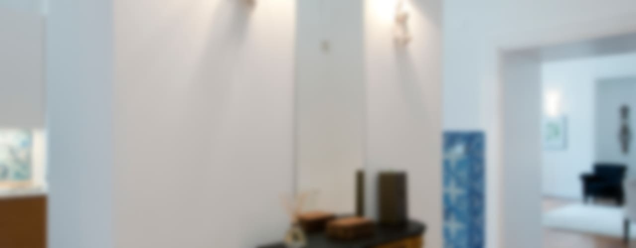 الممر والمدخل تنفيذ Home Staging Factory
