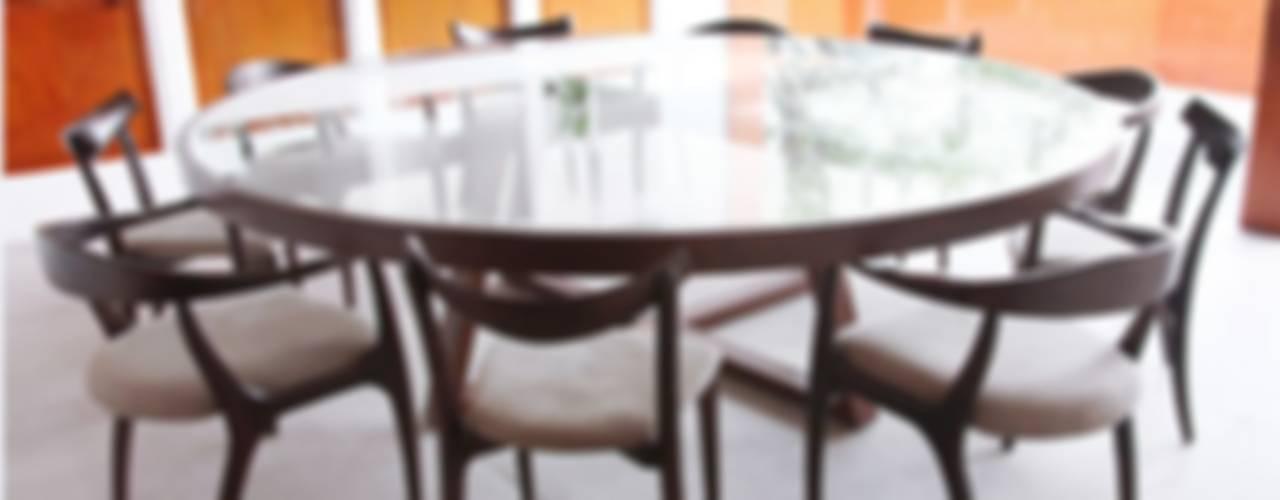 Casa Higueras: Comedores de estilo  por Quinto Distrito Arquitectura, Clásico