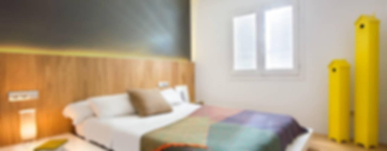 Modern style bedroom by Egue y Seta Modern