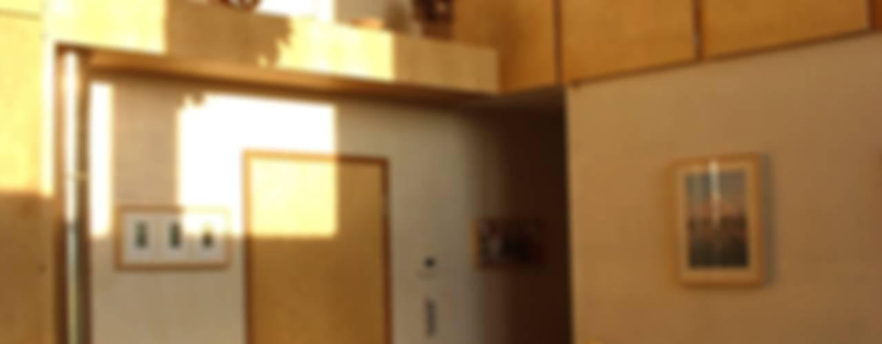 Featherbrook House Moderne Wohnzimmer von PKA Architects Ltd Modern
