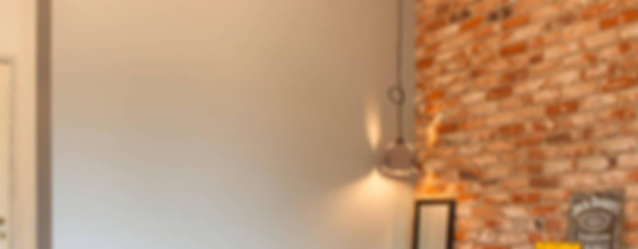 Quartos  por Pink Pug Design Interior