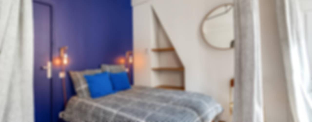 blackStones Camera da letto in stile scandinavo