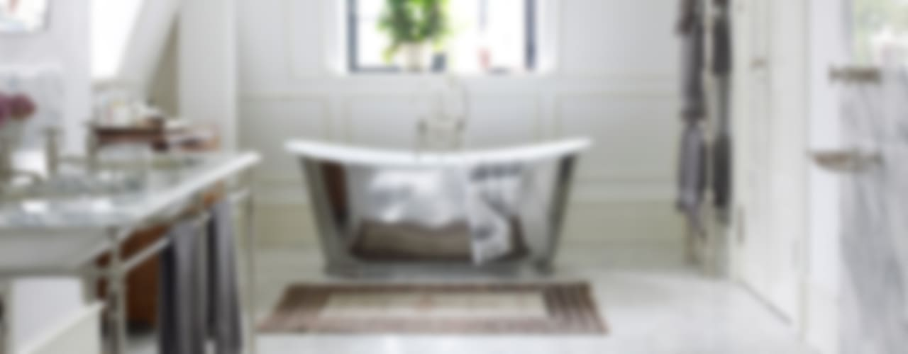 Drummonds Case Study: European Retreat, Denmark Baños escandinavos de Drummonds Bathrooms Escandinavo