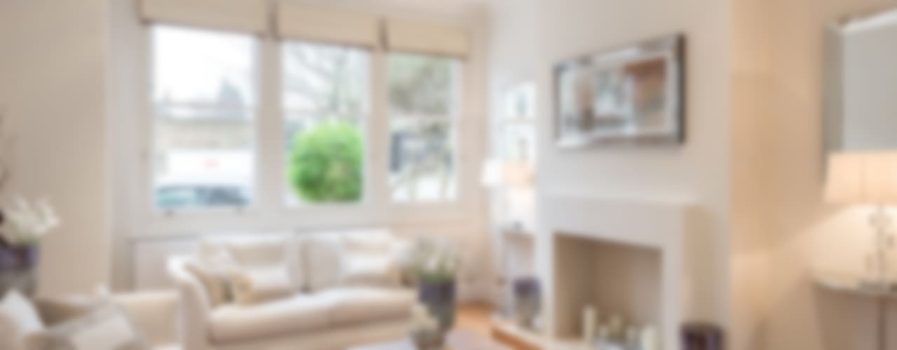Minimalistische Wohnzimmer Von In:Style Direct