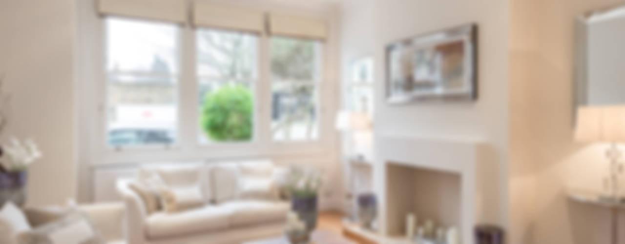 Home Staging : Grosvenor Salones de estilo minimalista de In:Style Direct Minimalista