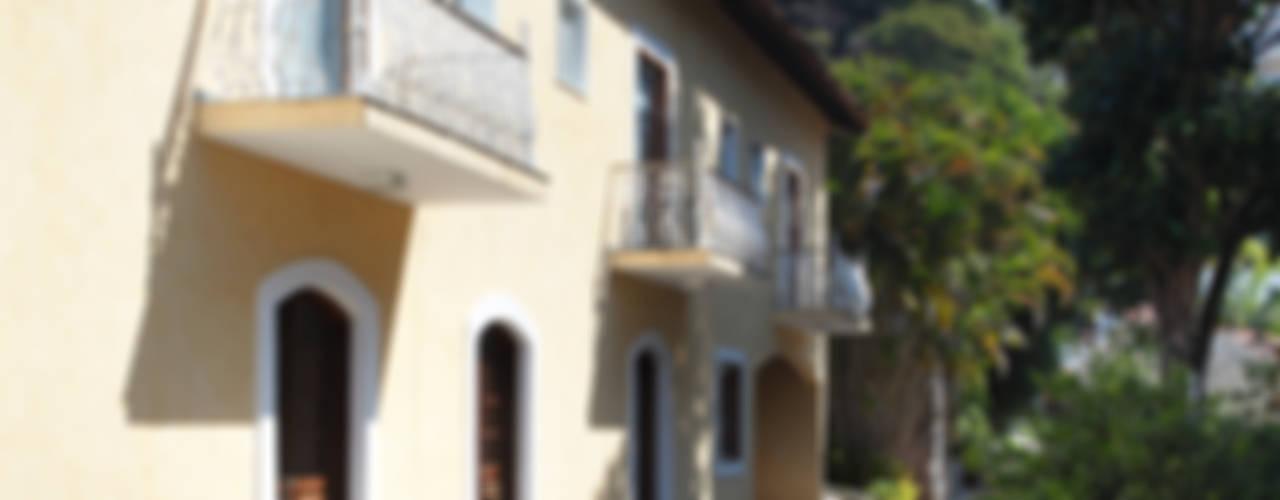 Colonial style houses by Ricardo Melo e Rodrigo Passos Arquitetura Colonial