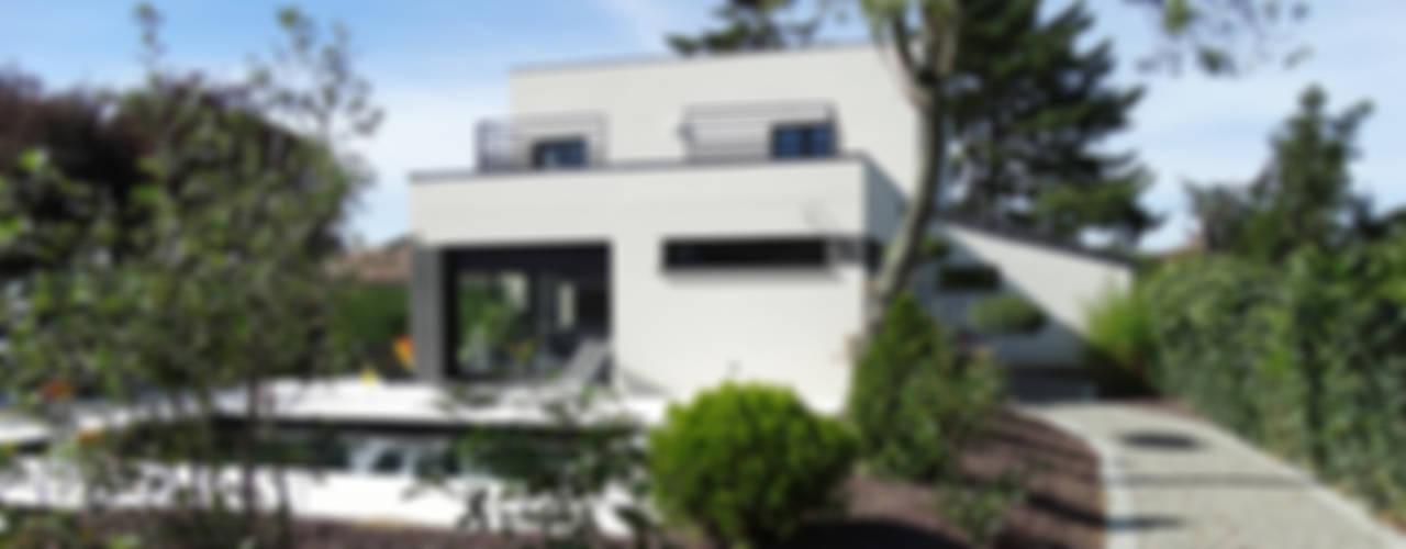 COCON DESIGN Maisons modernes par MFP ARCHITECTEURS Moderne