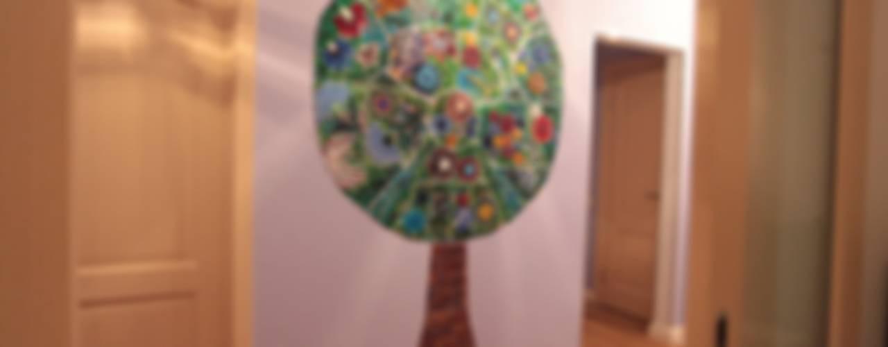 Барельеф : Tерраса в . Автор – Семь стекол, Средиземноморский