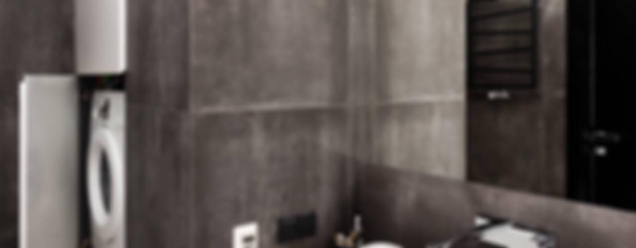 unikat:lab의  욕실, 모던