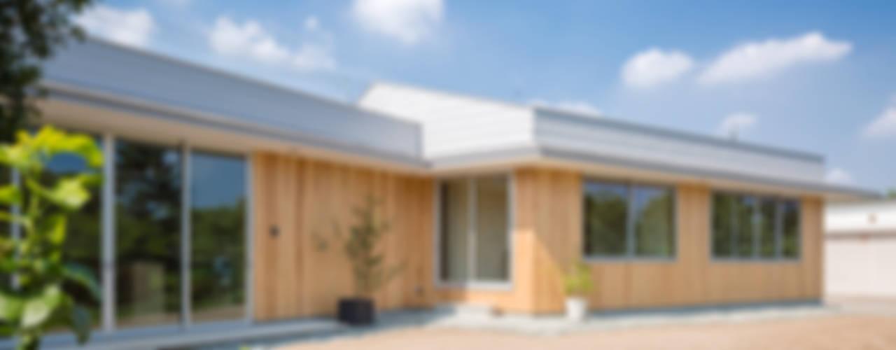 Huizen door 矢内建築計画 一級建築士事務所,