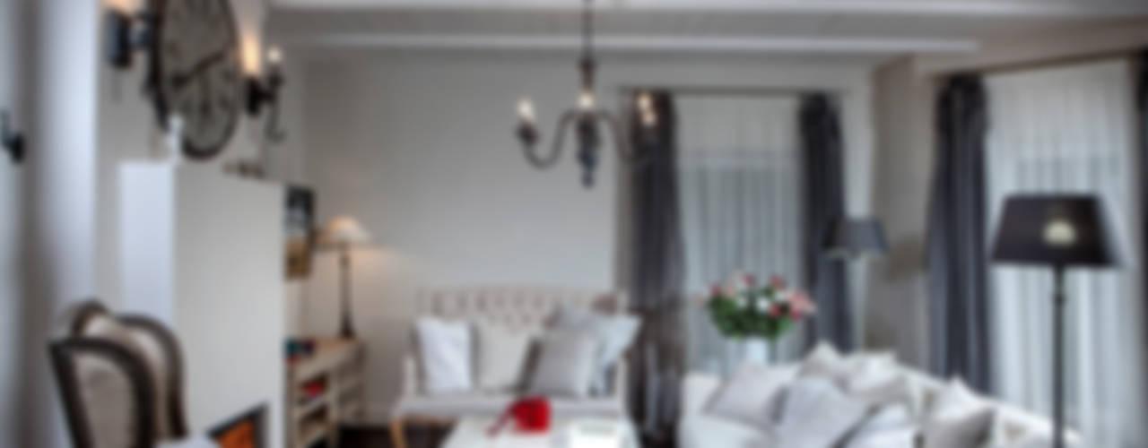Дом в стиле прованс Гостиная в стиле кантри от Мария Бекетова Света Лапина Кантри