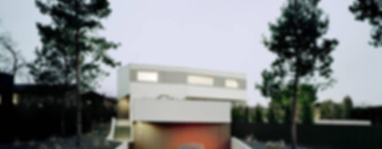 S3 CITYVILLA Minimalistische Häuser von steimle architekten Minimalistisch