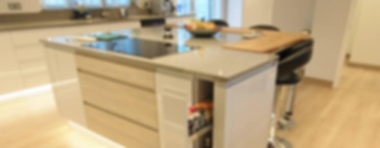 Cocinas de estilo  por Kitchencraft,