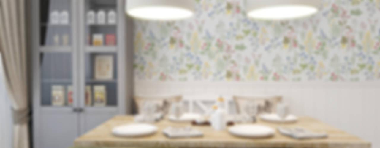 Scandinavian style kitchen by Ekaterina Donde Design Scandinavian