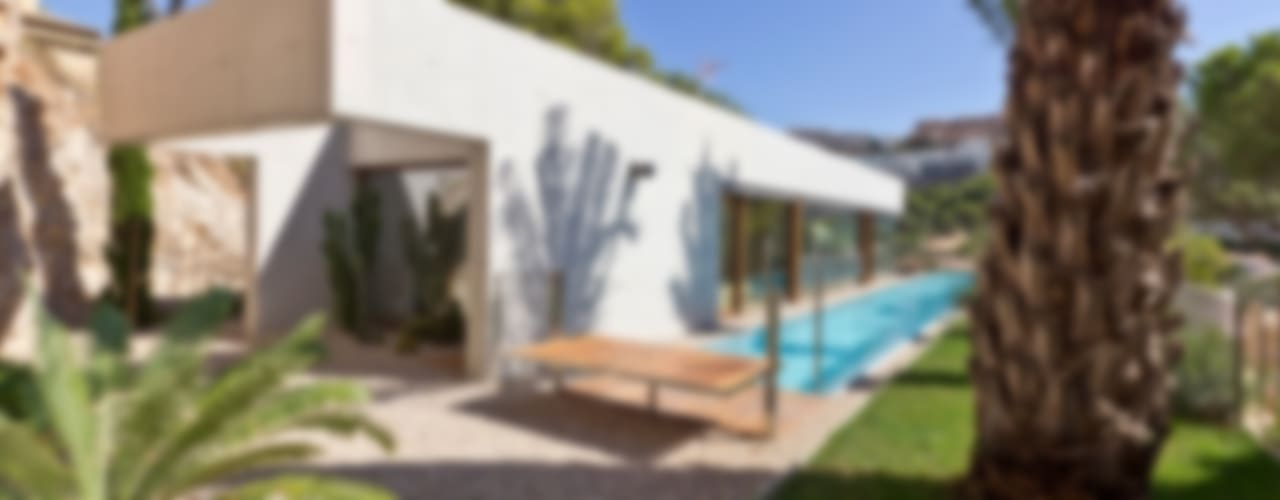 Casas modernas por Ascoz Arquitectura Moderno