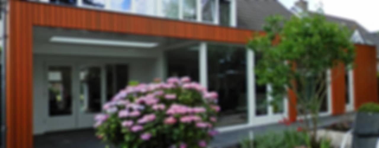 Uitbreiding Vleuten Moderne huizen van CORPA Modern