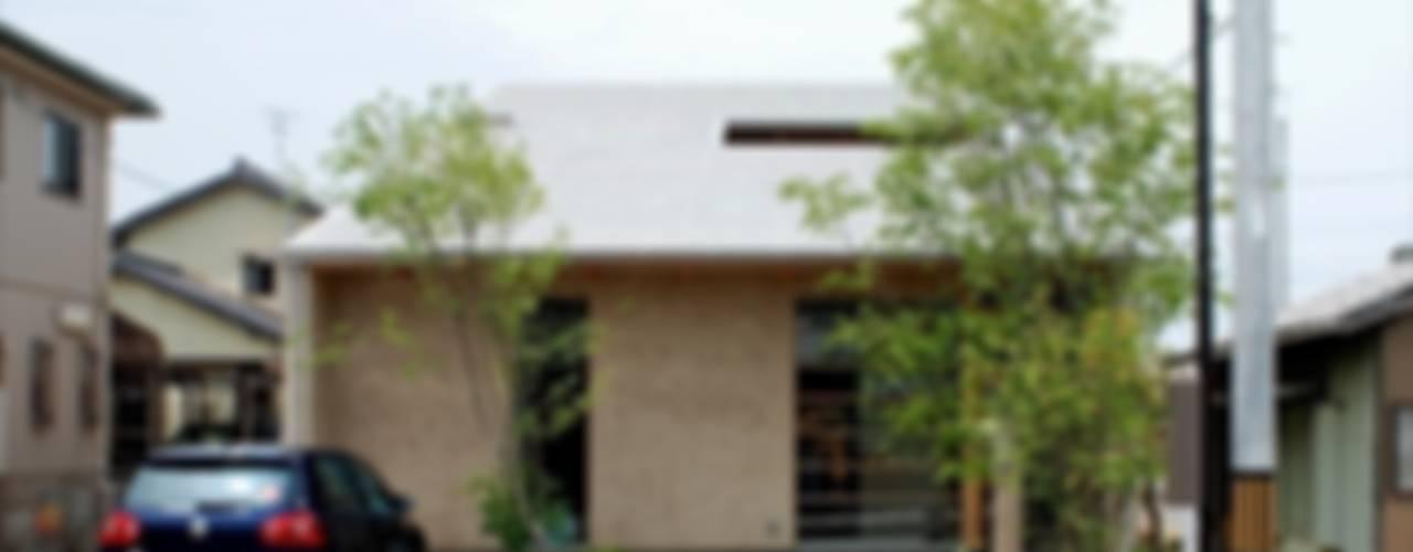 에클레틱 주택 by 神谷建築スタジオ 에클레틱 (Eclectic)