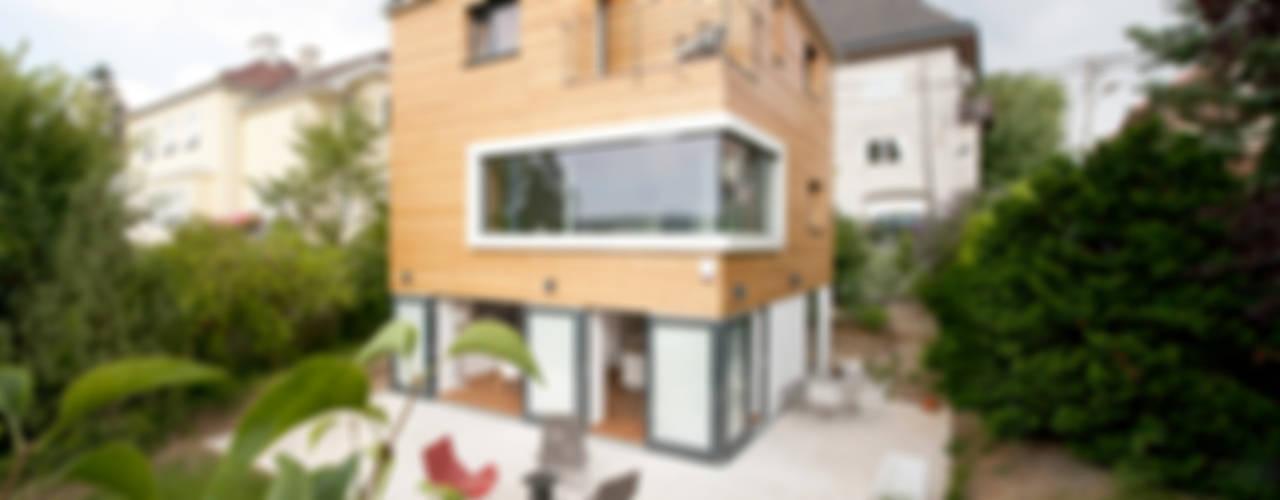 Дома в стиле модерн от Franz&Sue Модерн