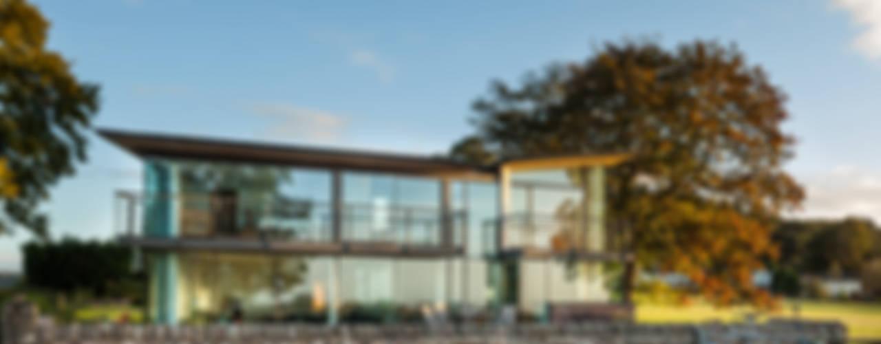 Casas  por Hall + Bednarczyk Architects