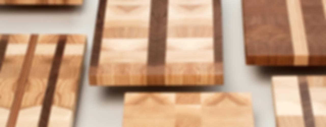Holzstueckwerk - Edle Schneide- u, Küchenbretter als Hirnholzmosaike von Holzstueckwerk Ausgefallen