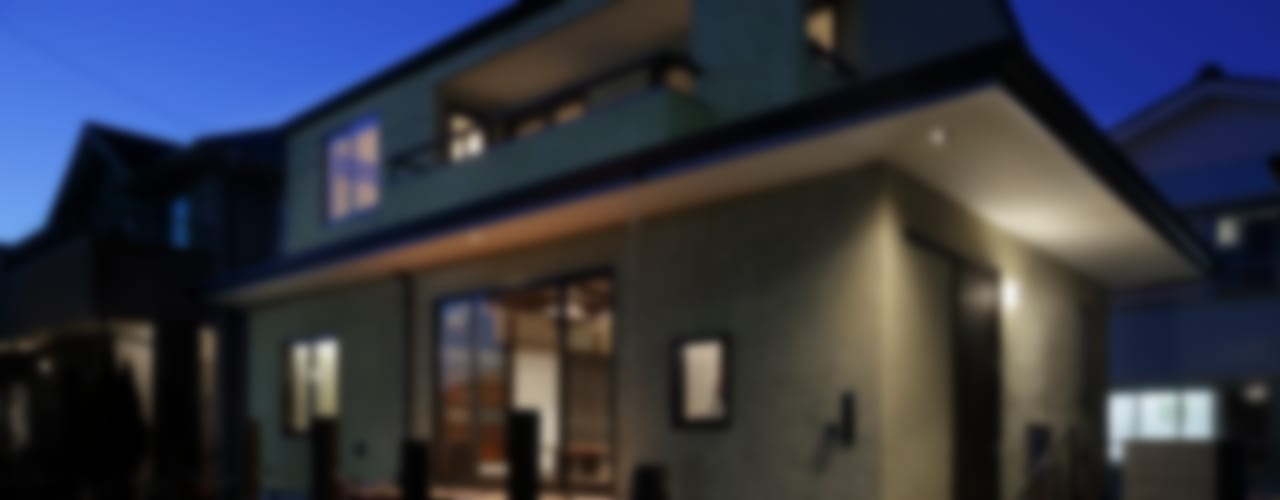 八潮の家: TAMAI ATELIERが手掛けた家です。,クラシック