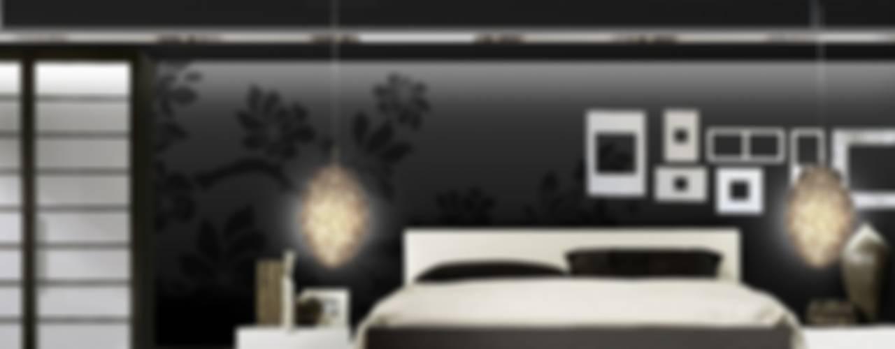 Dormitorios modernos: Ideas, imágenes y decoración de Murales Divinos Moderno