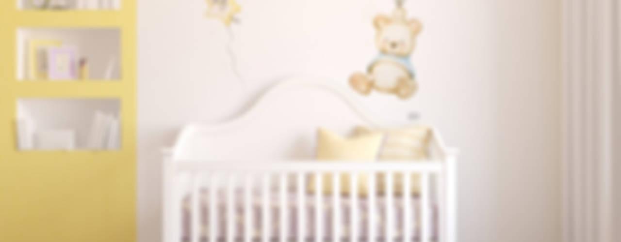 Детские комнаты в . Автор – Murales Divinos, Модерн