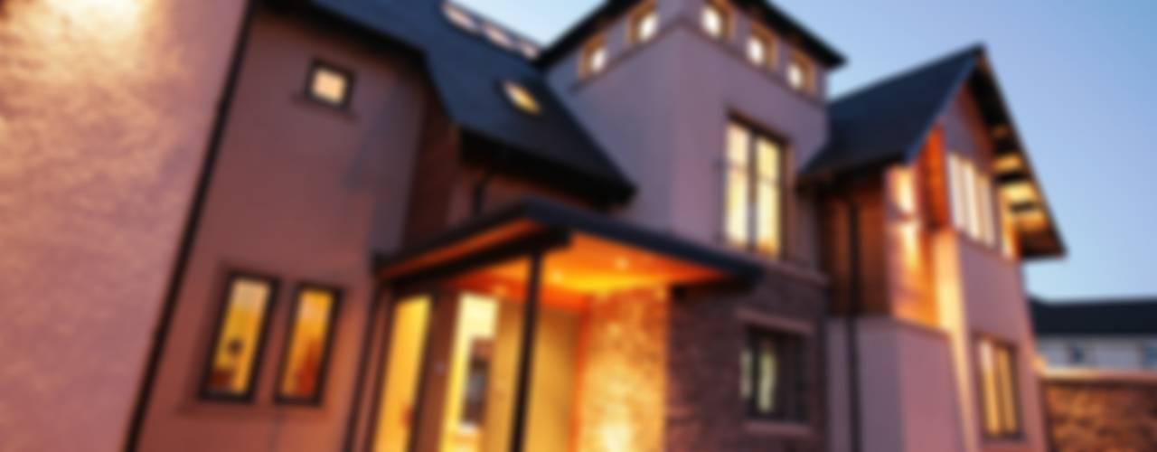 9 Heights Modern houses by MRH Design Modern
