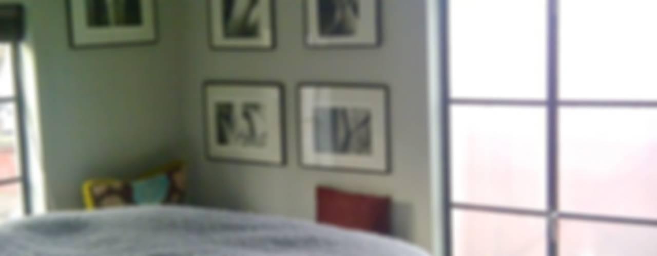 MAISON A LONDRES Chambre moderne par Aurelie Gourbin Moderne