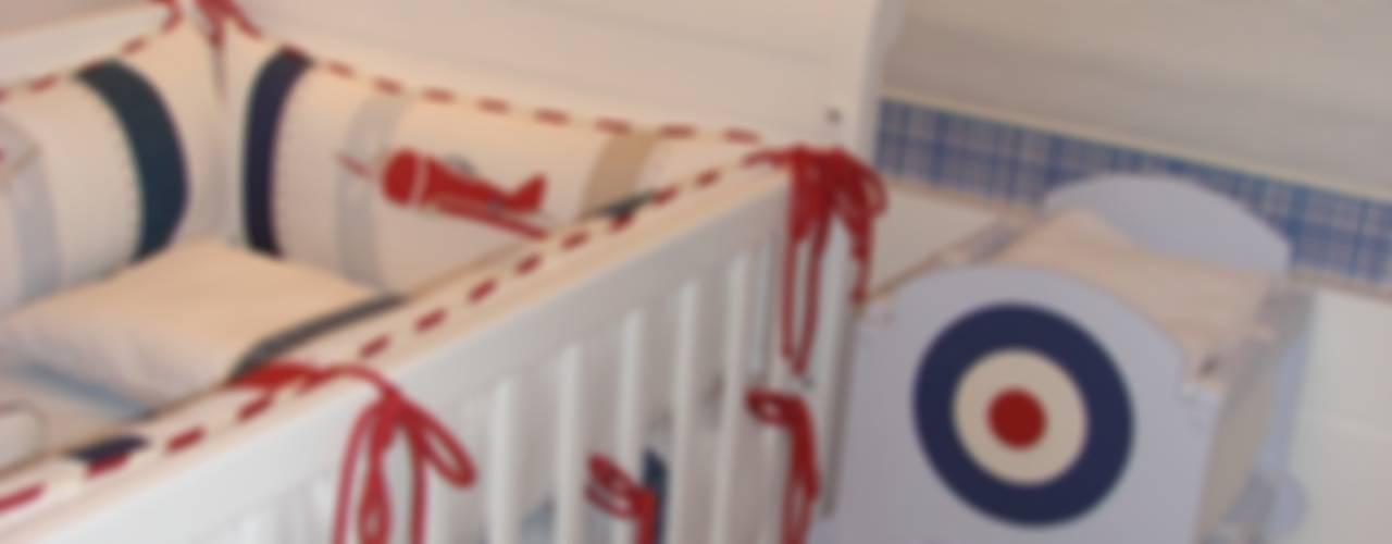 Suíte do Bebê:   por  Adriana Fiali e Rose Corsini - FICODesign