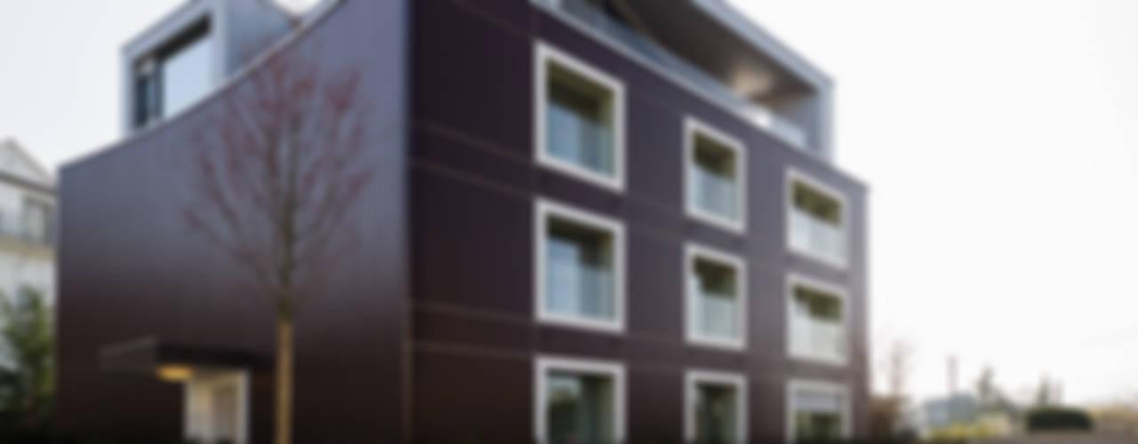 MFH Im Wiesengrund:  Häuser von Krayer Architektur GmbH
