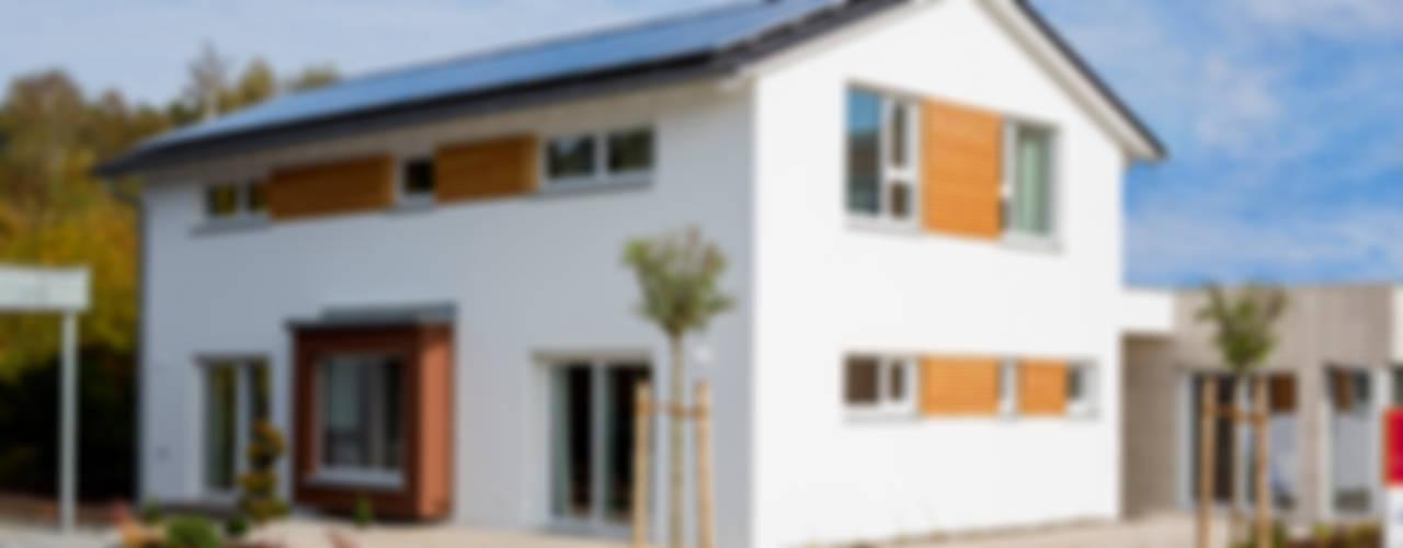 Дома в . Автор – FischerHaus GmbH & Co. KG, Модерн