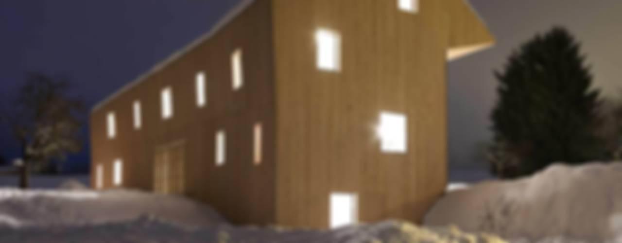 House in Maracon LOCALARCHITECTURE Landhäuser