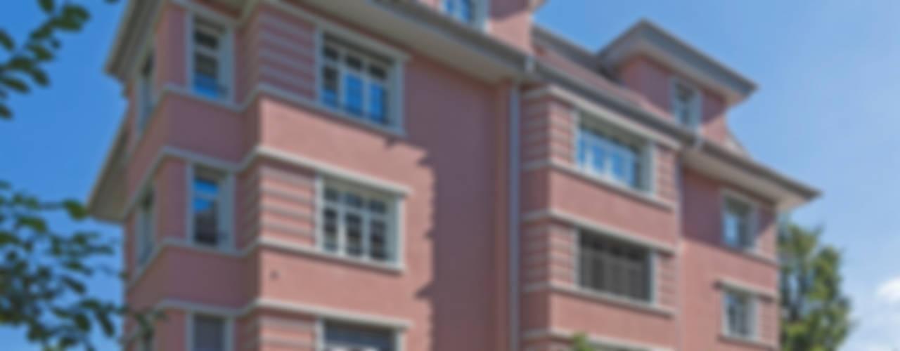 Mehrfamilienhaus in Zürich- Hirslanden von Tschander.Keller architekten Klassisch