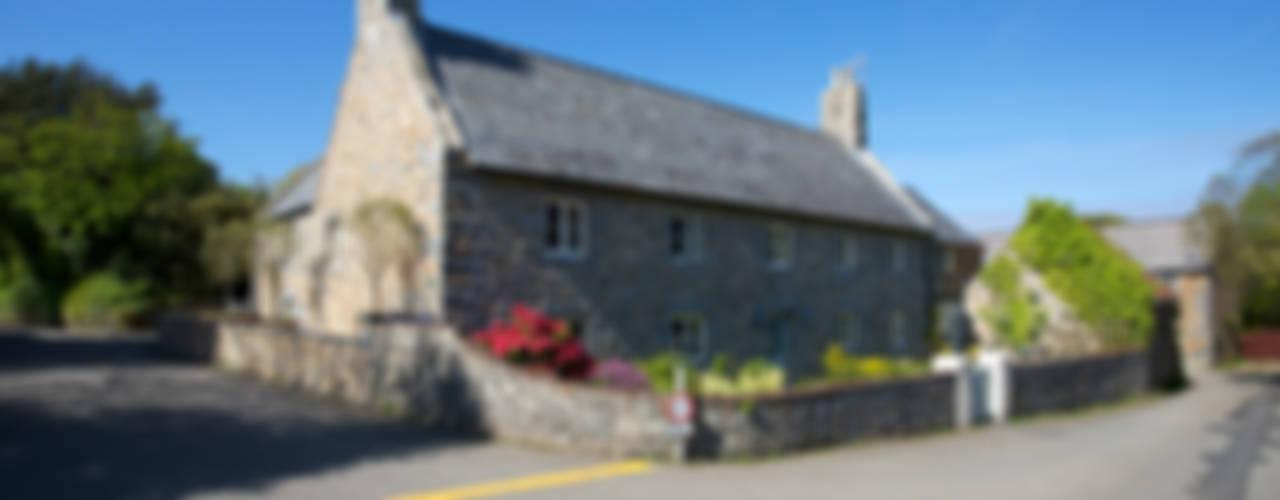 Maison Frie au Four Casas rústicas de CCD Architects Rústico