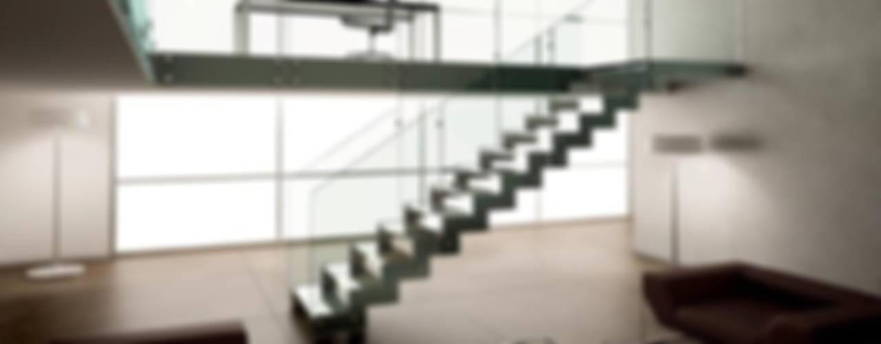 SCALE IN VETRO di NORD SCALE Moderno