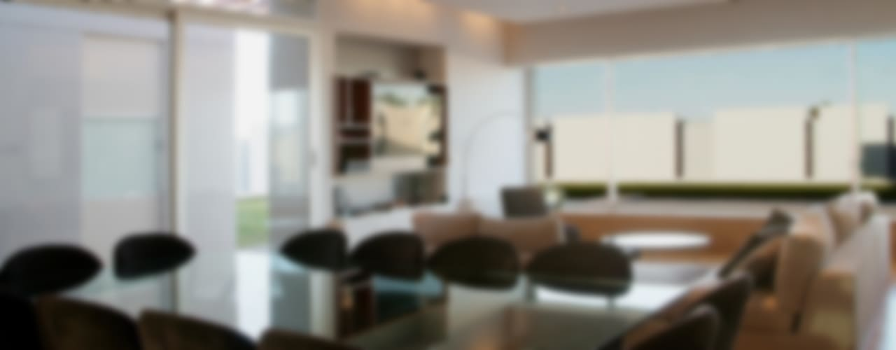 EC Livings modernos: Ideas, imágenes y decoración de METODO33 Moderno