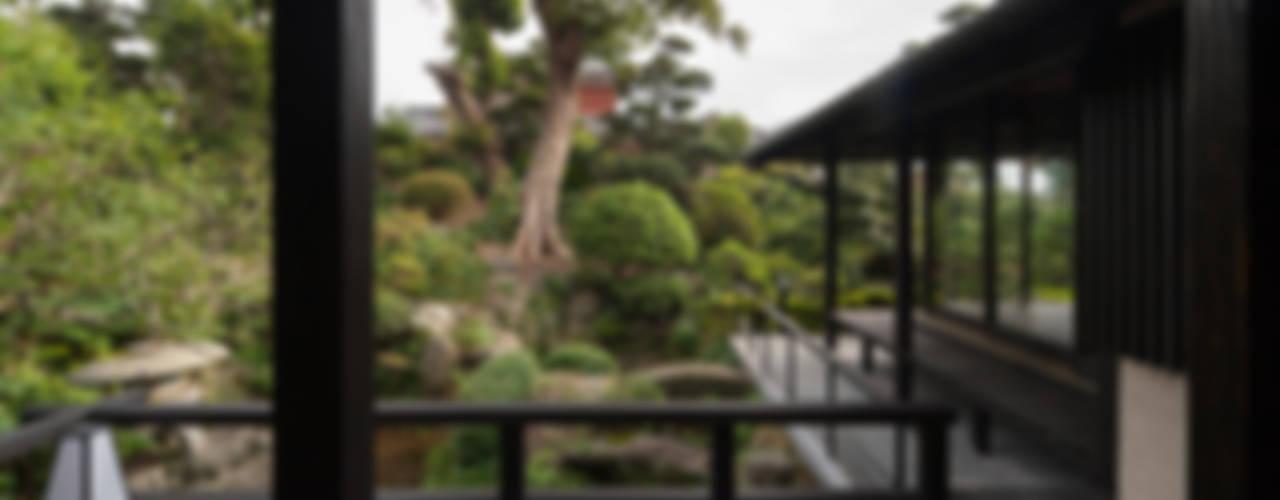庭院 by 環アソシエイツ・高岸設計室