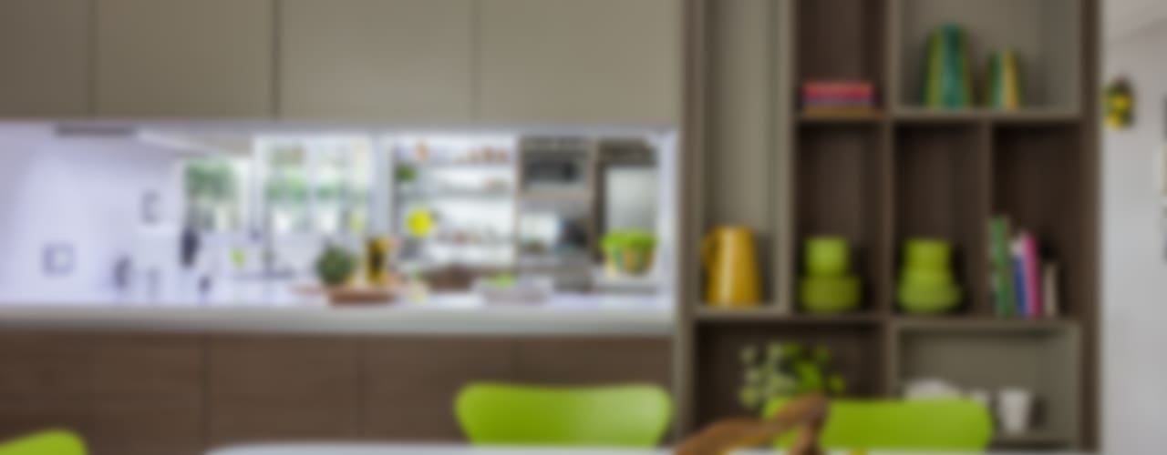 CASA BELGRANO: Cocinas de estilo  por GUTMAN+LEHRER ARQUITECTAS,Moderno