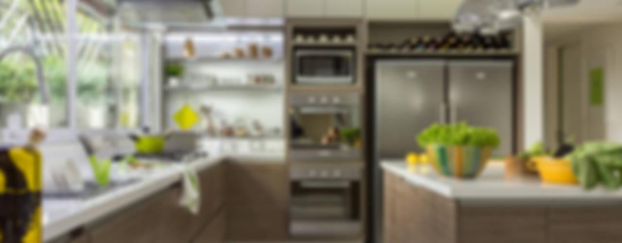House in Belgrano Cocinas modernas de GUTMAN+LEHRER ARQUITECTAS Moderno