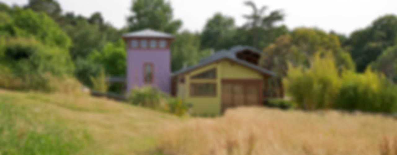 Hillside Farm Nowoczesne domy od DUA Architecture LLP Nowoczesny