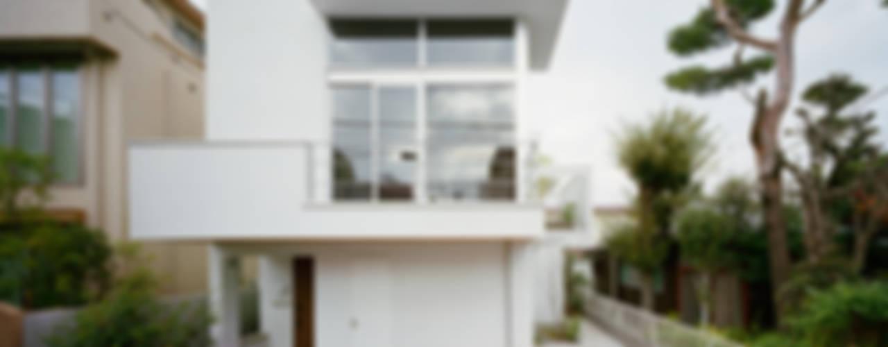 西荻の家 モダンな 家 の 伊藤一郎建築設計事務所 モダン