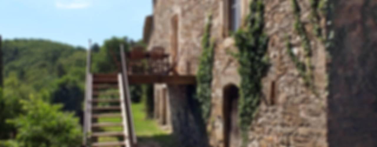 Mas Novis, Ecogîtes et Poterie en Cévennes Maisons rustiques par Mas Novis Rustique